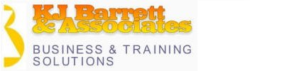KJ Barrett Business Training Solutions Logo